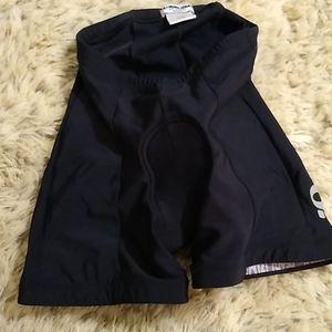 Black Pearl Izumi bike shorts